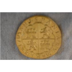 PIRATES OF THE CARIBBEAN SCREEN USED TREASURE COIN HAND PICKED CHERRY 3