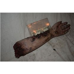 TRUE BLOOD SEVERED & CHEWED VAMPIRE OR ZOMBIE ARM