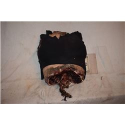 SIX FEET UNDER SEVERED SILICONE CHEST WITH ENTRAILS