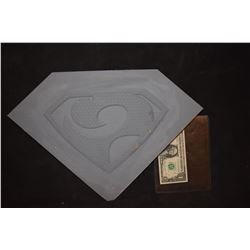 SUPERMAN OF METAL ALLOY JAXX GLYPH MASTER THAT HERO MOLDS WERE MADE FROM