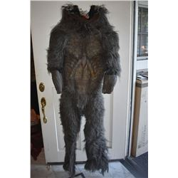 UNDERWORLD RISE OF THE LYCANS WEREWOLF SCREEN USED COMPLETE SUIT RARE HAIRY WILD VERSION