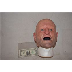 ZZ-CLEARANCE OLD MAN SILICONE WEARABLE MASK 2
