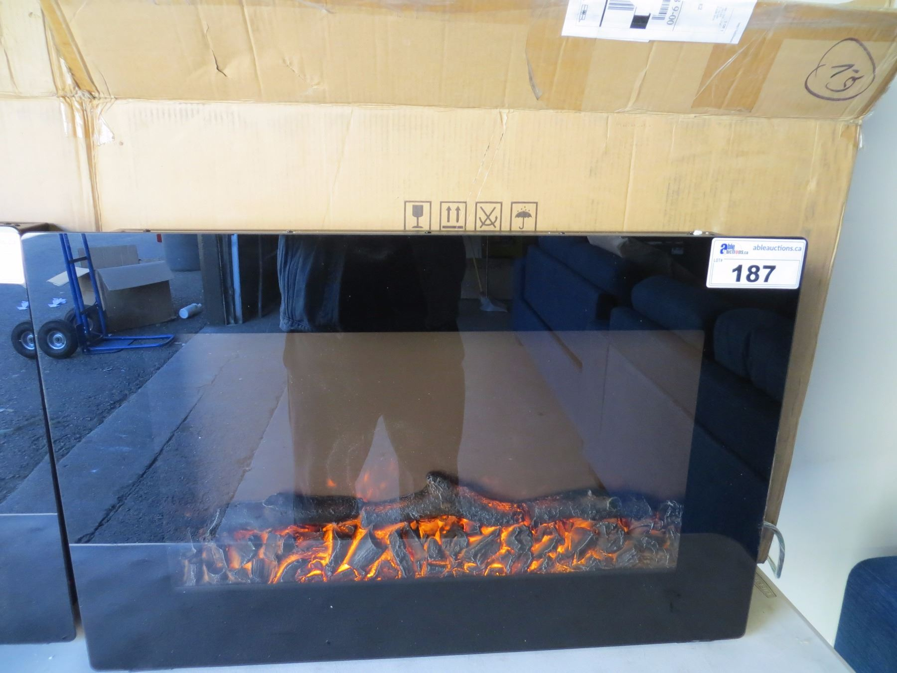 lexington flame b in fireplace cherry insert empire mantel classic electric