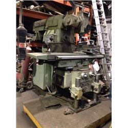 Milling WECHECO FU-4-R, ram-type, indexable Gear Head