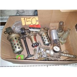 Box with Modular Regulator & Lubrificator and other contain