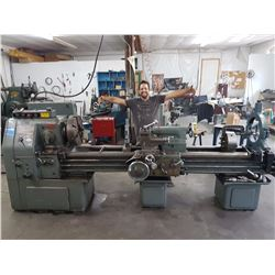 OKUMA Lathe with Equipment