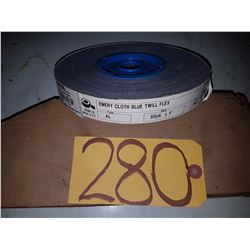 Hi-Tech Abrasives Econo Roll 1'' x 50yds Gr280