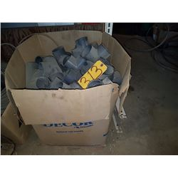 Box of PVC T connector
