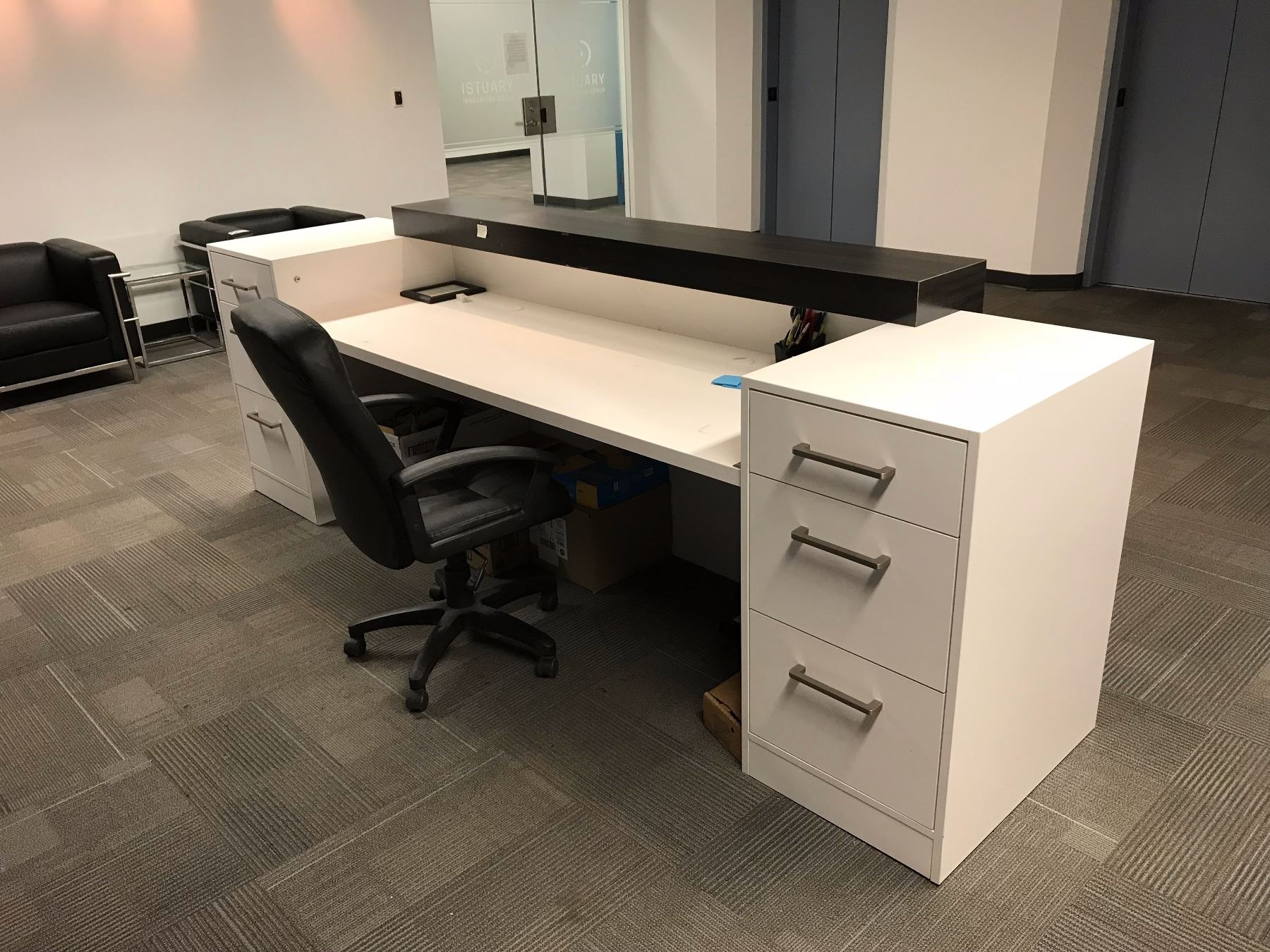 first rate for mission home style design cheap wooden desk solid study top computer wood dark desks