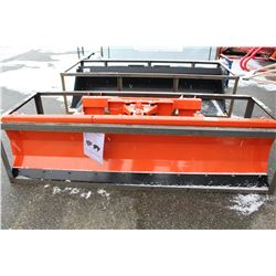 HYDRAULIC SKID-STEER ATTACHMENT