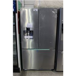 FRIGIDAIRE PROFESSIONAL STAINLESS STEEL FRENCH DOOR FRIDGE