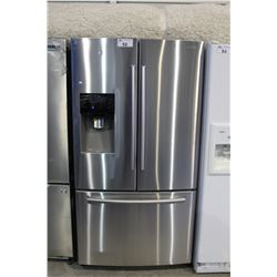 SAMSUNG STAINLESS STEEL FRENCH DOOR FRIDGE