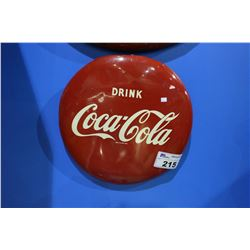 VINTAGE COCA COLA BUBBLE