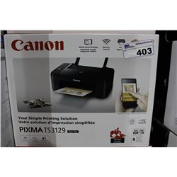 CANON PIXMA TS3129 PRINTER