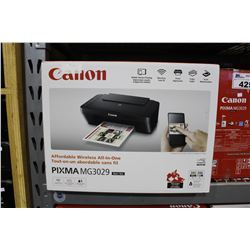 CANON PIXMA PRINTER MG3029