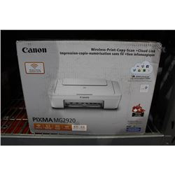 CANON PIXMA MG2920 PRINTER