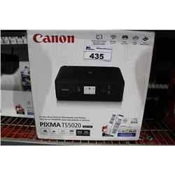CANON PIXMA TS5020 PRINTER