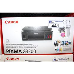 CANON PIXMA G3200 PRINTER
