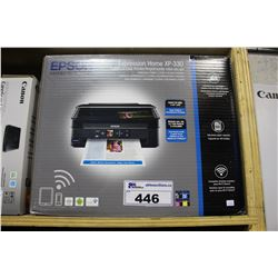 EPSON EXPRESSION HOME XP-330 PRINTER