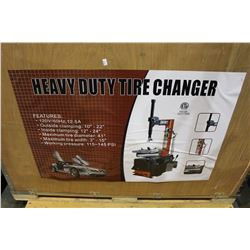 HEAVY DUTY TIRE CHANGER - NEW IN BOX