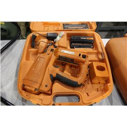 PASLODE ELECTRIC NAIL GUN