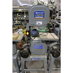 KING CANADA 14 INCH WOODCUTTING BAND SAW