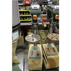 GENERAL INTERNATIONAL DRILL PRESS