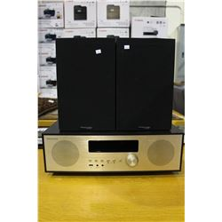 INSIGNIA RECEIVER AND 2 SPEAKERS