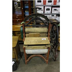 ANTIQUE MANGLE