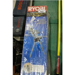 RYOBI UNIVERSAL MITRE SAW QUICK STAND NEW IN BOX