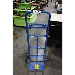 CONVERTIBLE 2 WHEEL DOLLY
