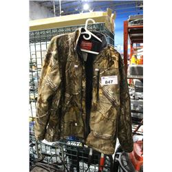 MILWAUKEE INSULATED CAMOUFLAGE JACKET