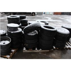 MISC TIRES AND RIMS