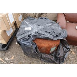BALE OF INSULATION WOOL