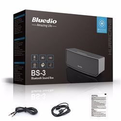 BLUEDIO BS-3 BLUETOOTH SPEAKER