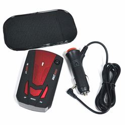 NEW RADAR DETECTOR 360 DEGREE FULL BAND SCANNING