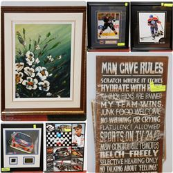 FEATURED ITEMS: ART AND WALL HANGINGS!