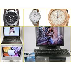 FEATURED ITEMS: COMPUTERS & WATCHES