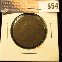 1835 U.S. Large Cent. Fair.