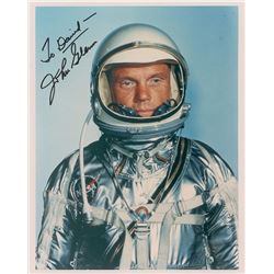 John Glenn Set of (3) Signed Items