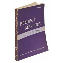 Project Mercury Group of (6) Books