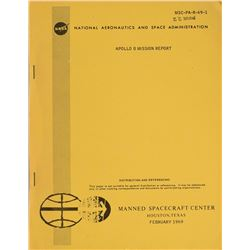 Apollo 8 Mission Report
