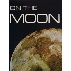 Apollo 11 Crew-Signed 'Footprints on the Moon' Book