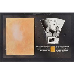 Gemini 8 Crew-Signed Display