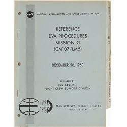 Apollo 11 EVA Procedures Manual
