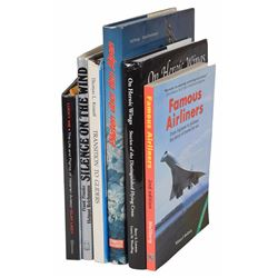 Gene Cernan's Collection of (6) Signed Books