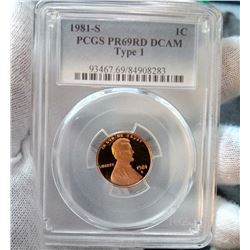 1981-S Lincoln Penny