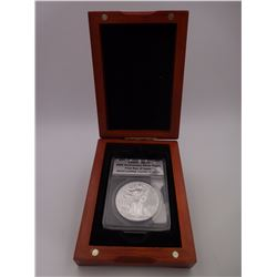 2011 American Eagle Commemorative