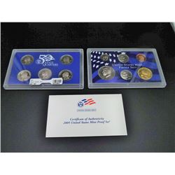 2005 United States Mint Proof Set