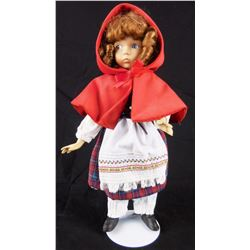 Red Riding Hood Doll - Knowles